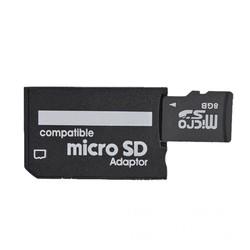 MyXL Voor Micro SD SDHC TF naar MS Geheugenstick voor Pro Duo Card Adapter Converter Memory Stick Voor PSP 1000 2000 3000
