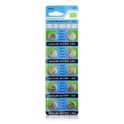 MyXL YCDCVoor Horloge Mainboard 10 Stks AG13 LR44 357A S76E G13 Button Knoopcelbatterij Batterijen 1.55 V Alkaline 51% off