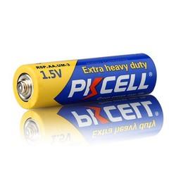 MyXL 50 stks x pkcell r6p 1.5 v super zware batterij koolstof-zink aa enkele gebruik droge batterij batterijen