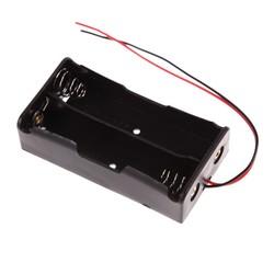 MyXL 5 stks/partijPower bank 18650 Batterij Houder Plastic Batterij Houder Opbergdoos Case voor 2x18650