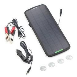 MyXL 12 V 5 W Monokristallijn Zonnepaneel Auto Automobiel Boot Draagbare Zonnecellen Oplaadbare Power Acculader