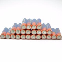 MyXL (40 Stuk combo pack) PKCELL 1.5 V Industriële Alkaline-20 AAA LR03 + 20 AA LR6 Batterijen