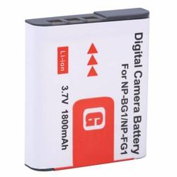 MyXL PROBTY 1 stks 1800 mAh NP-BG1 NP BG1 NPBG1 Batterij voor SONY Cyber-sDSC-H3 DSC-H7 DSC-H9 DSC-H10 DSC-H20 DSC-H50 DSC-H55 DSC-H70
