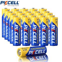 MyXL 20 x PKCELL R6P 1.5 V AA R6P UM3 MN1500 E91 Batterij droge Batterij Super Zware 2A Batterijen voor Radio Speelgoed etc