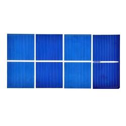 MyXL 100 Stks Zonnepaneel China Painel Solar Polykristallijne Silicium Placa Solar DIY Panneau Solaire Zonnecellen 52x26 MM 0.45 V 0.25 W