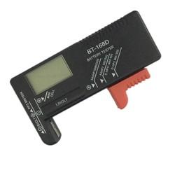 MyXL Smart LCD Digitale Batterij Tester BT168D Elektronische Batterij Power Maatregel 9 V 1.5 V Knoopcel AAA AA Cd Batterij MeterKoop
