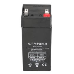 MyXL LiangTe Opslag Batterijen 4V4ah loodaccu oplaadbare batterij Voornamelijk voor de LED zaklamp bureaulamp verlichting batterij