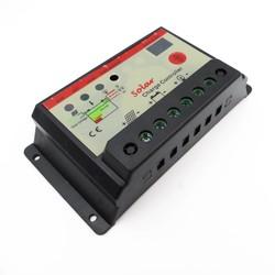 MyXL 30A 12 V 24 V Auto Solar Laadregelaar met timer, 30 Amps lamp regulator voor LED straat verlichting of solar home systeem