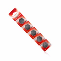 MyXL 5 STKS CR2032 DL2032 CR 2032 KCR2032 5004LC ECR2032 knoopcel coin Batterij voor horloge