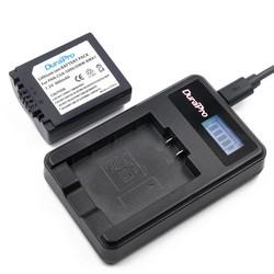 MyXL 1 st DMW-BMA7 CGA-S006 CGA S006 DMW BMA7 Li LCD lader Voor Panasonic Lumix DMC FZ7 FZ8 FZ18 FZ28 FZ30 FZ35 FZ38