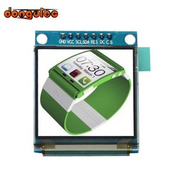 MyXL Dongutec 1.5 inch 7PIN Volledige Kleur OLED module Display Screen SSD1351 Drive IC 128 (RGB) * 128 SPI Interface voor 51 STM32 Arduino