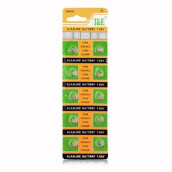 MyXL YCDC Hoge Power Selling + 20 stks 1.55 V AG0 LR521 SR521SW 379 Knoopcel Coin Alkaline Batterij Horloge Rekenmachine Coin Knoopcel