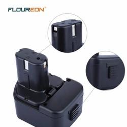MyXL Floureon Voor HITACHI 12 V 3.0Ah Batterij 3000 mAh MH Power Tool Vervanging Batterij HIT voor EB1212S EB1214L EB1214S EB1220BL