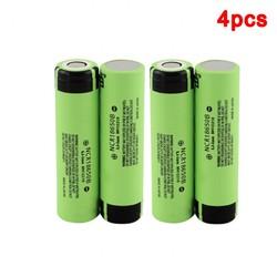 MyXL Centechia 4 STKS 3.7 V NCR 18650B 3400 mAh Oplaadbare Batterijen Voor Panasonic 18650 Batterij/Power Bank/Draagbare lader/Licht