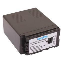 MyXL DuraPro Gloed1 Stks 7.2 V 6000 mAh VW-VBG6 Li VW VBG6 VWVBG6 Oplaadbare Camera Batterij Voor Panasonic HDC Camera