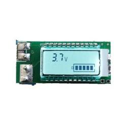 MyXL Lithium Ion batterij tester LCD meter Spanning/Stroom/Capaciteit/18650 26650