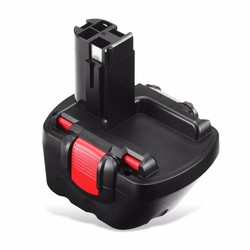 MyXL FLOUREON 12 V 3000 mAh Mh Vervanging Oplaadbare Batterij voor Bosch 18 VE-2 GDS 18 V-HT GSR 18 VE-2 PSB 18VE PSR 18VE