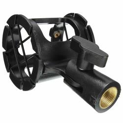 MyXL Shockmount Shock mount miniconnector schorsing beugel voor grote diafragma