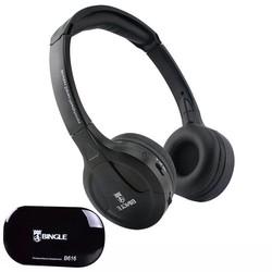 MyXL Beste Originele Bingle B616 Multifunctionele stereo Draadloze met Microfoon FM Radio voor MP3 PC TV Audio Headset Hoofdtelefoon