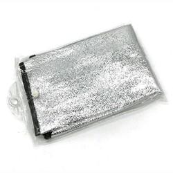 MyXL Aluminiumfolie stuurhoes hittebescherming