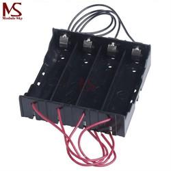MyXL Plastic Batterij Houder Opbergdoos Case Voor 4x18650 Oplaadbare Batterij