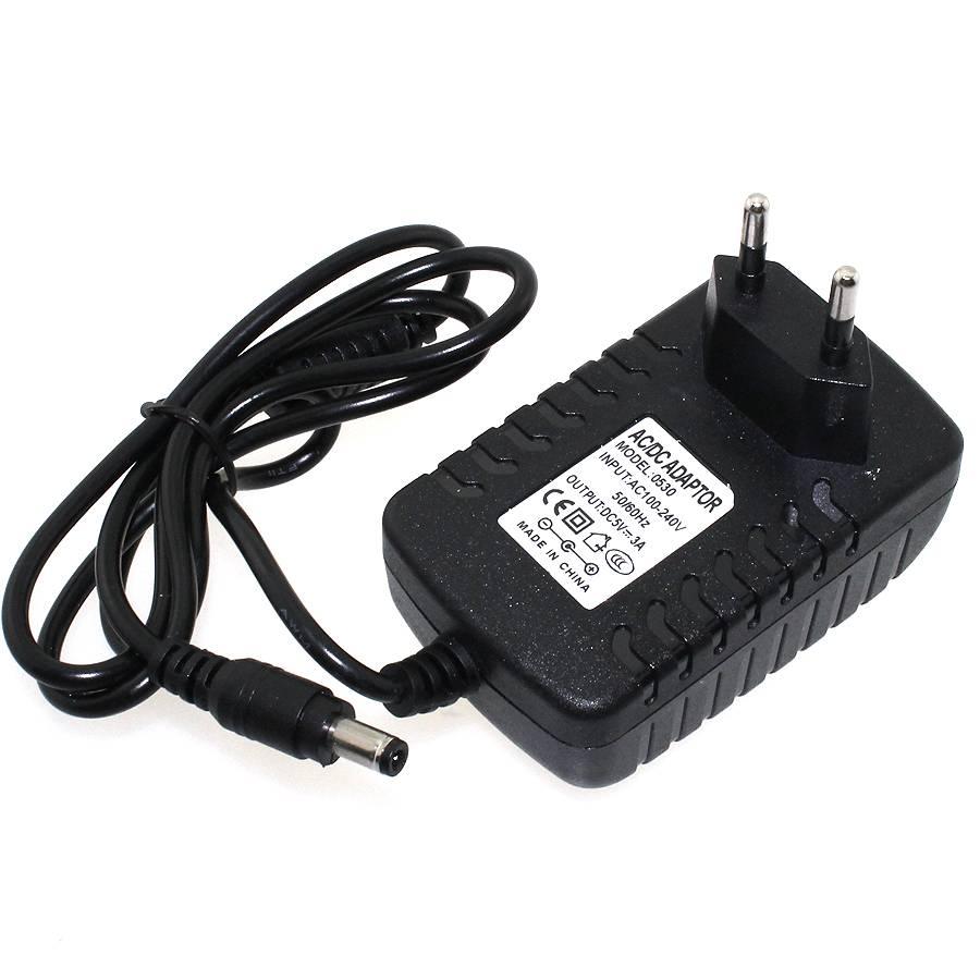 EU-US Plug Adapter 5 V 3A Converter Transformator Voeding Oplader Voor LED Strip 5050-3528-5630-3014