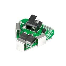 MyXL Aoshike Bijgewerkt 3 S packs 12 V DC Ion Lithiumbatterij Boord 25A 10.8/11.1/12/12.6 V Voor Elektrische gereedschappen