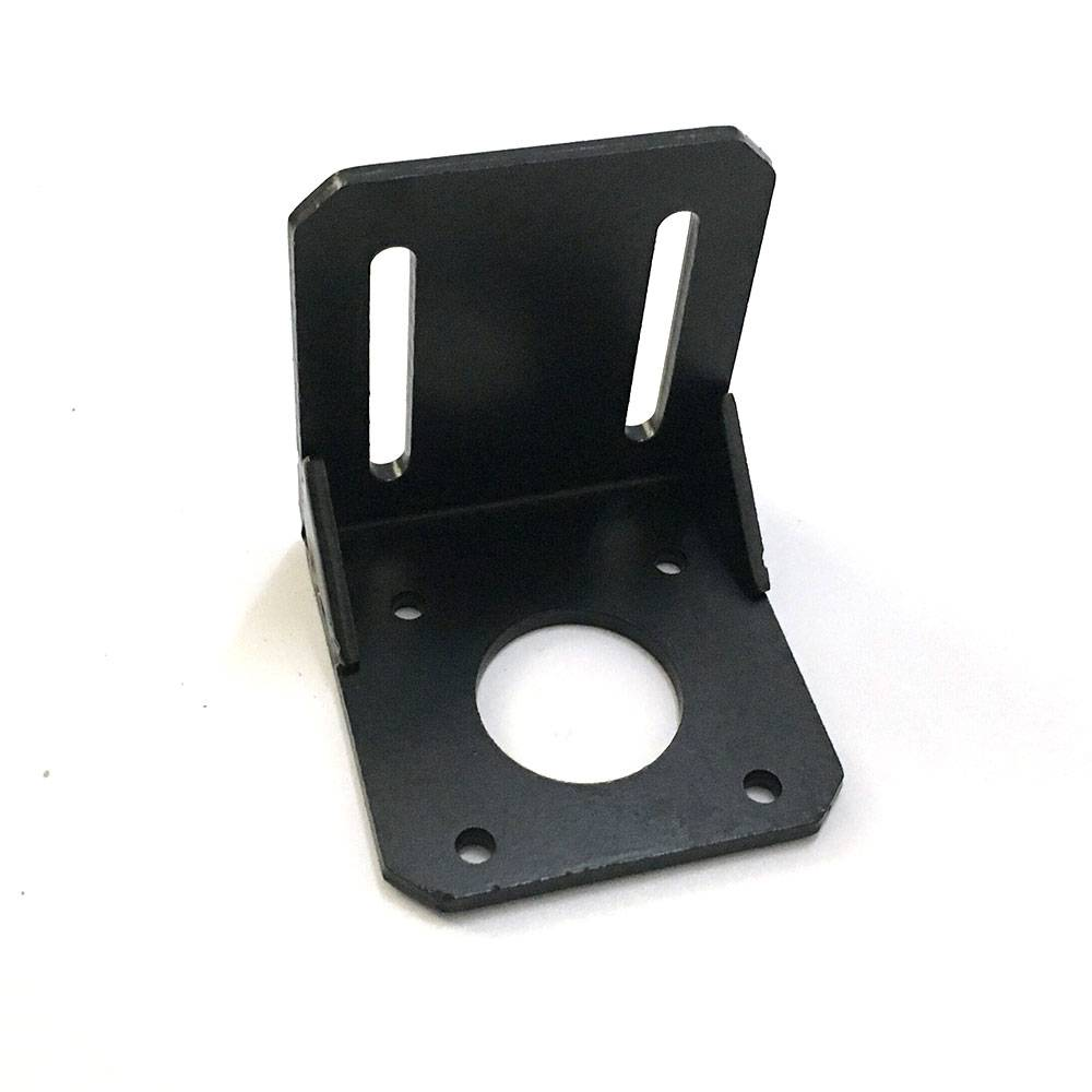 Legering Staal NEMA17 42 Stappenmotor Base Montagebeugel Mount voor 3D Printer