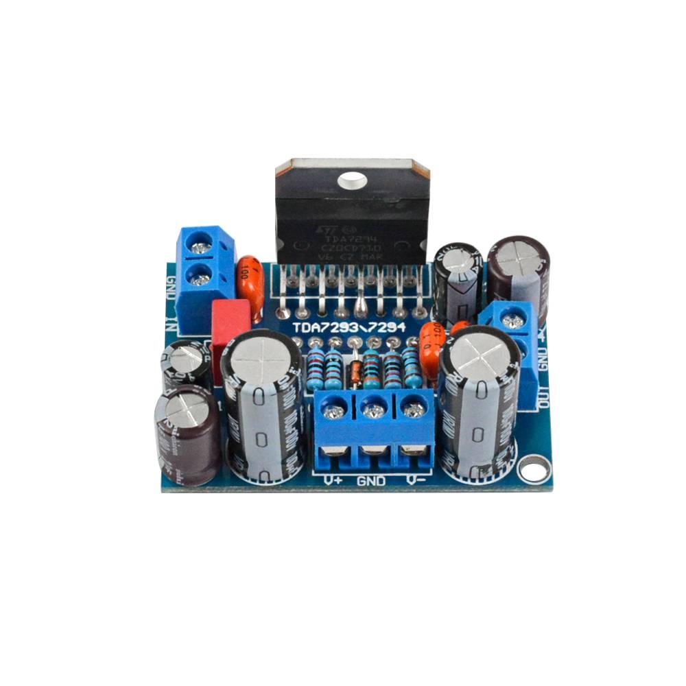 Tda7293 Audio Power Amplifier 100 Watts Pcb 700x826 Tda7293audiopoweramplifier100watts Circuit Tda7294 Mono