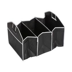 MyXL Auto Vouwen Multi-Pocket Organizer Auto Opbergtas Grote Capaciteit Rugleuning Tas Doos Zwart/Blauw Waterdichte Auto styling  <br />  <br />  AUMOHALL