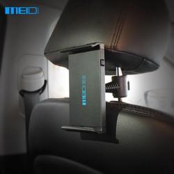 MyXL MEIDI Tablet Auto Houder iPad StandAuto Telefoon Houder Voor Hoofdsteun 360 Rotatie Mobiele Telefoon Mount Houder