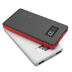 MyXL PINENG 6000 mAh Draagbare Power Bank voor iphone 5/5 s/6/6 s/7 Li-polymeer externe Batterij USB Externe Acculader Lcd-scherm