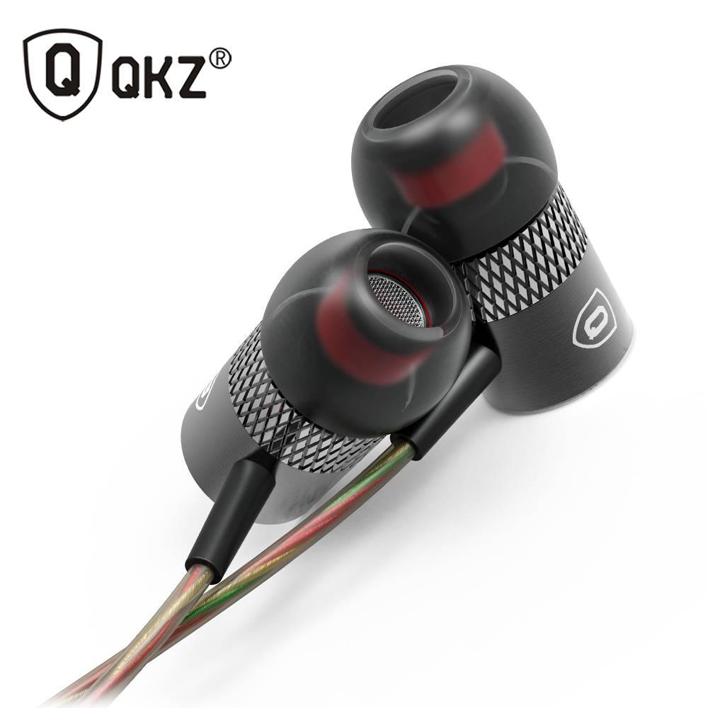 myxl originele qkz x3 in ear oordopjes unieke motor vorm avondmaal bass auriculares headset met