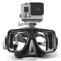 MyXL Voor Gopro Duiken Masker Bril Snorkel Zwemmen Gehard Glasse Voor GoPro Hero 6 Hero5 Hero 3 3 + 4 XiaoYi Action Camera Accessoire