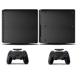 MyXL Beschermhoes Zwart voor PS4 en voor 2 controllers
