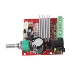 MyXL GHXAMP HIFI 15 W * 2 30 W Subwoofer Versterker Board Mini 2.1 Kanaal BASS Power Audio Versterker Speaker Board