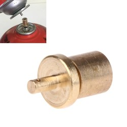 MyXL koop Gas Refill Adapter voor Outdoor Camping Kachel Gas Cilinder Gas Tank Gas Wandelen Accessoires