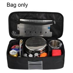 MyXL Outdoor picknick pakket kookgerei pakket gas tank anti-collision servies tas zelf rijden camping pakket
