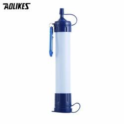 MyXL Draagbare ABS Plastic Waterfilter Camping Wandelen Druk Purifier Cleaner Outdoor Wilde Drinken Veiligheid Survival Emergency