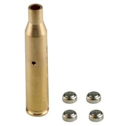 MyXL Messing 3006 Rode Laser Droeg Sighter 25-06/270Win 7.62x63mm Cartridge Boresighter VE767 T15 0.2