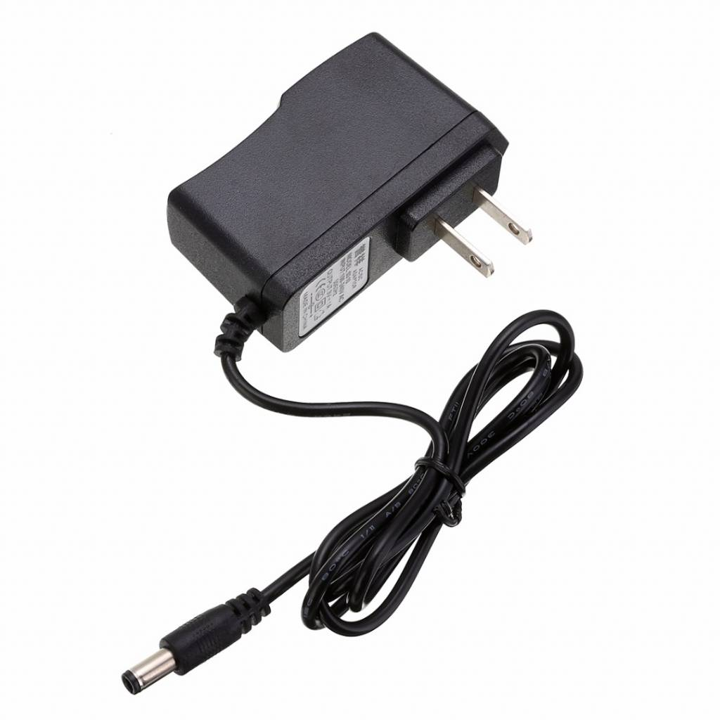1 St 3 Volt 1A 1000mA AC Adapter naar DC Power Supply Charger Cord 5.5-2.1mm Plug Mayitr ONS Stroomv
