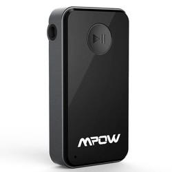 MyXL Bluetooth Ontvanger, Mpow Streambot Draagbare Draadloze Adapter Handsfree Kit voor Speaker Home Auto Streaming Audio Systeem