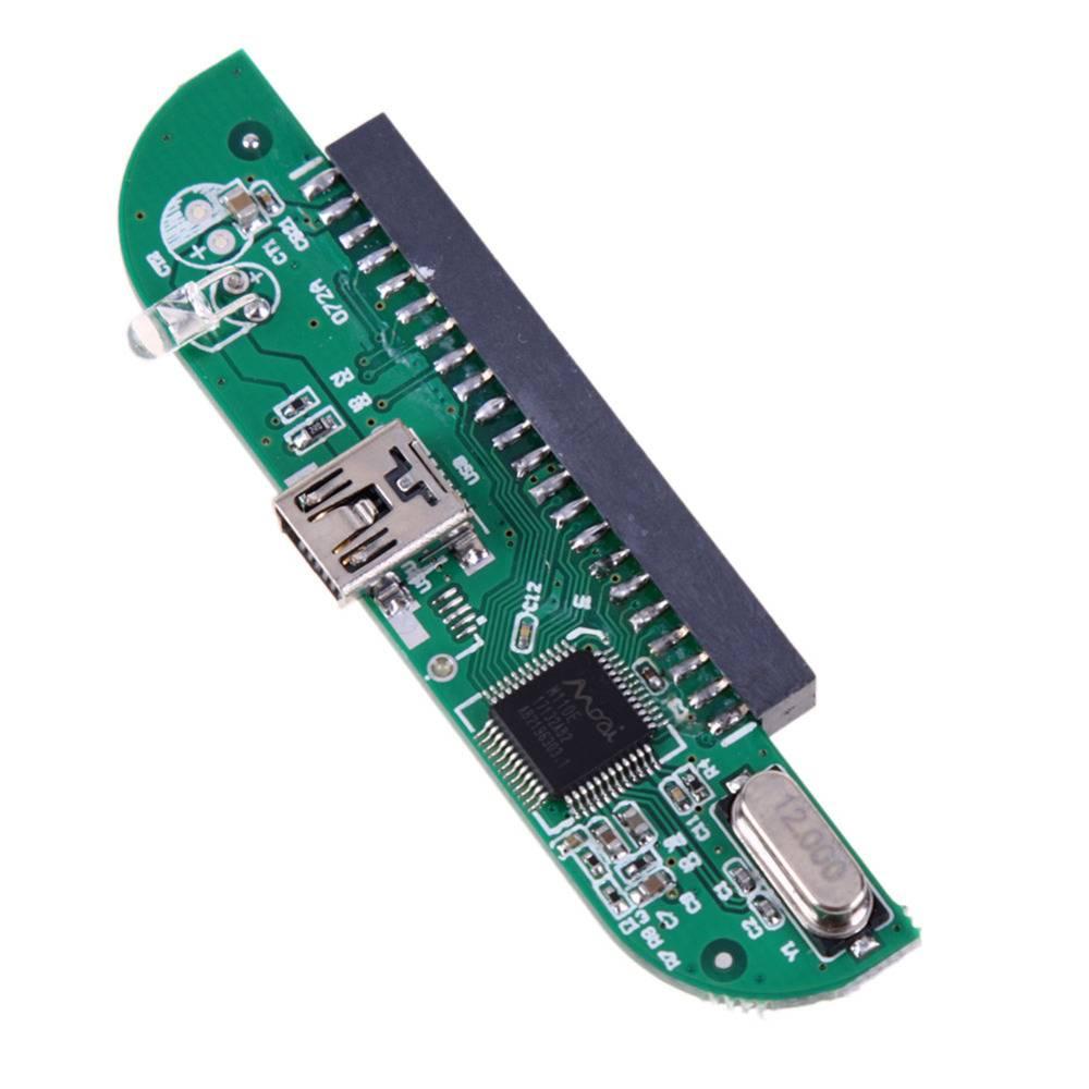 ALLOYSEED 2.5 inch IDE Harde Schijf USB 2.0 NAAR IDE Harde Schijf Adapter HDD Converter Adapter voor