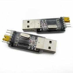 MyXL 1 STKS USB naar TTL UART Module CH340G CH340 3.3 V 5 V Seriële Converter Switch Plaats van CP2102 PL2303