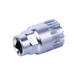 MyXL Deemount Fiets Trapas Remover BB Puller 20 Tanden Wrench Doos Sockets Fietsen Bike Spanner Repair Service Tool TOL-113