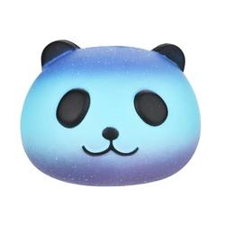 MyXL Panda Squeeze Speelgoed Galaxy Leuke Baby Crème Geurende Squishy Trage Stijgende Squeeze Kids Speelgoed collecties mobiel riemen