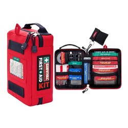 MyXL Mini Ehbo Kits Survival Gear Medische Trauma Kit Rescue Bag/Kit Auto Tas Emergency Kits