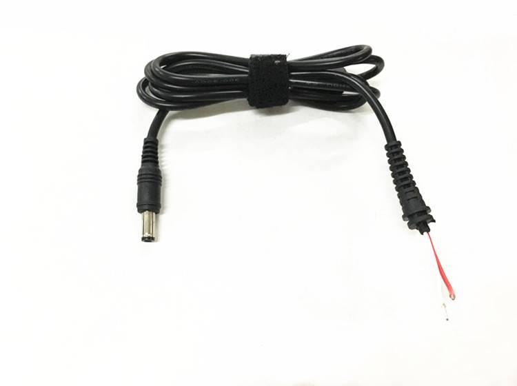 1.2 m DC 5.5x2.5 5.5*2.5mm Voeding Connector Met Snoer-Kabel Voor Toshiba Asus Lenovo Laptop Adapter
