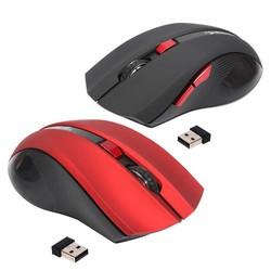 MyXL USB Draadloze Muis 6 Knoppen 2.4G Optische Muis Verstelbare 2400 DPI Draadloze Gaming Muis Gamer Muis PC Muizen voor Computer Laptop <br />  S SKYEE