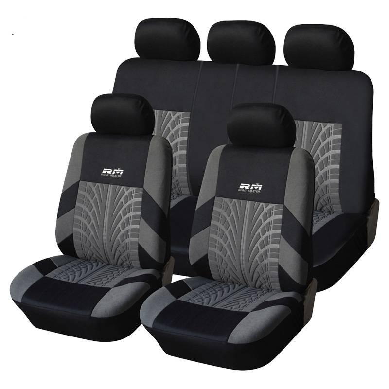 autostoel cover polyester stof universele automobiel stoelhoezen voor autostoel protector auto styling interieur accessoires autoyouth